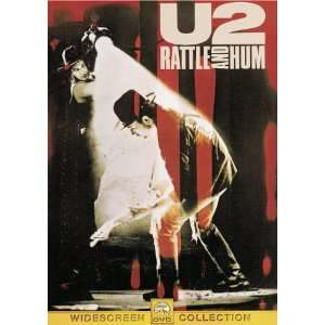 U2   Rattle and Hum Bono, The Edge, Adam Clayton, Larry
