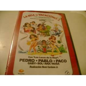 La risa en vacaciones 2 DVD (Multiregion): pablo y paco
