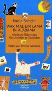 buch.de   bücher   War mal ein Lama in Alabama   Irmela Brender