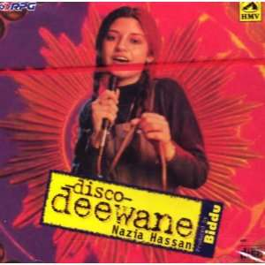 Disco Deewane (Indian Pop / Nazia Hassan/ CD): Nazia