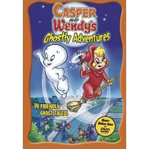 Casper and Wendys Ghostly Adventures Artist Not Provided