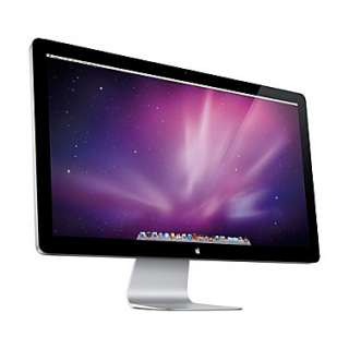 Apple 27 Cinema Display 27 LED Cinema Display Mac computer monitor