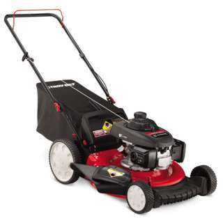 Shop Troy Bilt 21 Gas Push Lawn Mower (CARB) at Lowes
