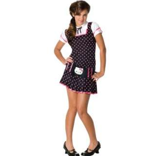 Hello Kitty Retro Girl Teen Costume   Costumes, 60930