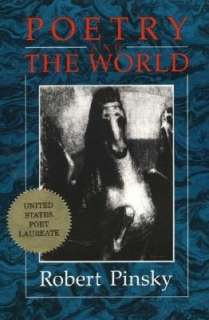 Poetry and the World: Selected Prose, 1977 1987