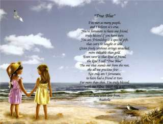 PERSONALIZED FOR MY SISTER POEM PRINT GIFT SISTER POEM