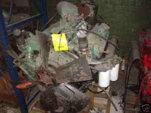 DETROIT DIESEL MODEL 8V71 USED DIESEL ENGINE CORE
