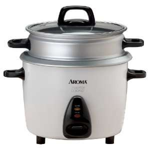 Aroma ARC 737 1G 14 Cups Rice Cooker & Food Steamer