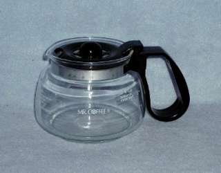 Mr Coffee Replacement Coffee Carafe S0405 4 Cup Black