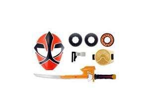 Power Rangers Samurai Fire (red) Ranger Training Gear