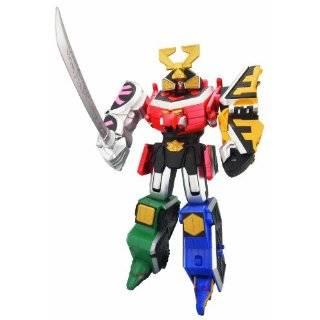 Power Rangers Samurai Deluxe Megazord