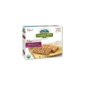 Cascadian Farm Fiber Almond Butter Granola Bar (6x7.4 oz.)