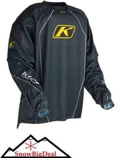 Klim Revolt Jersey Snowmobile Shirt Snowmobiling ATV MX KTM Dirt Bike