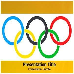 Olympic Powerpoint Templates   Backgrounds Powerpoint Templates on