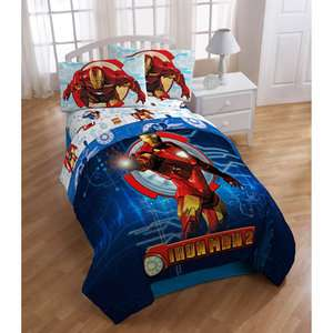 iron man single bedding Visit joss & main to get picture-perfect styles at too-good-to-be true prices all orders over $49 ship free, because an amazing deal is a beautiful thing.