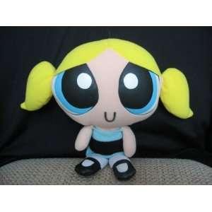 Cartoon Network Powerpuff Girls Bubbles 9 Plush Doll Toys & Games