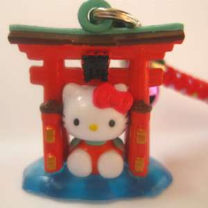 Lovely Mobile Phone Strap Charm   Hello Kitty JW425