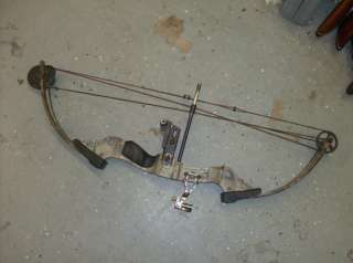 BUCKMASTER BTR 32 COMPOUND BOW