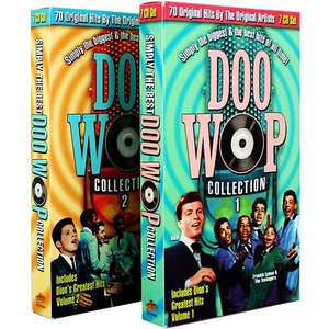 Walmart Simply The Best Doo Wop Collection, Vol.1 & 2 (14 Disc