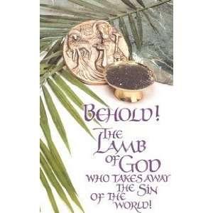 Church Bulletins (Lent Easter Bulletin, CPH 84 0548 11