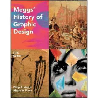 Meggs History of Graphic Design, Meggs, Philip B. Art