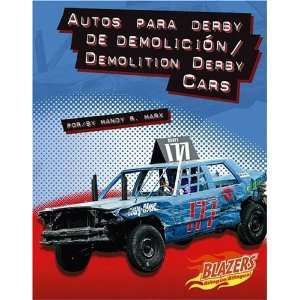 Autos para derby de demolicion / Demolition Derby Cars (Blazers