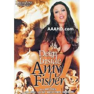 Deep Inside Amy Fisher AMY FISHER, DALE DABONE, LISA ANN