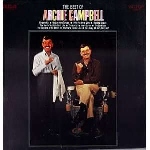 The Best of Archie Campbell Archie Campbell Music