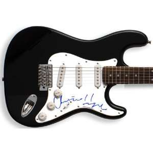 The Pretenders Chrissie Hynde Autographed Signed Guitar