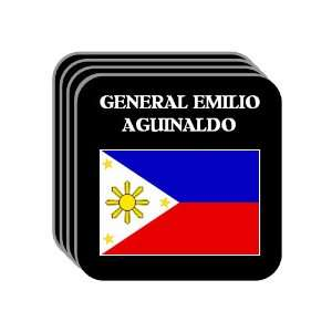 Philippines   GENERAL EMILIO AGUINALDO Set of 4 Mini