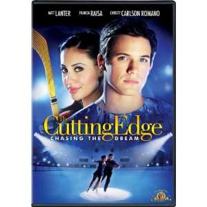com The Cutting Edge   Chasing the Dream Matt Lanter, Francia Raisa