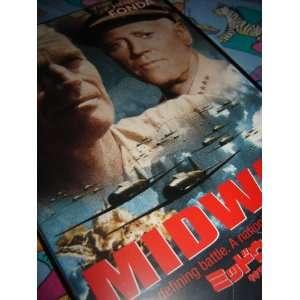 Midway / Region 2 NTSC DVD / Audio English, etc / Subtitle English