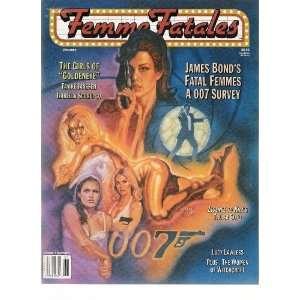 Femme Fatales Magazine Volume 4 #5 January 1996 (The Girls