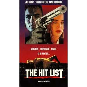 Hit List, The (1993) [VHS]: Jeff Fahey, Yancy Butler