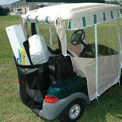 EZ GO Yamaha Club Car Golf Cart Carry All Storage Bag Universal Fit