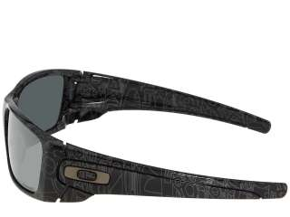 43a5275d50737 ... IRIDIUM LENS · New Oakley Sunglasses Fuel Cell Polished Black with Dark  Grey History ...