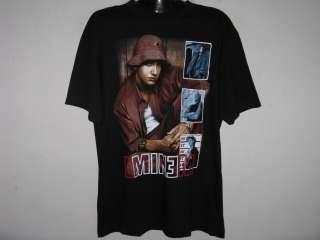 NEW EMINEM SLIM SHADY GANGSTA RAP T Shirt Size L