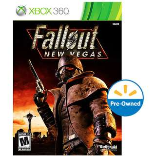Fallout New Vegas (Xbox 360)   Pre Owned: Pre Owned Games