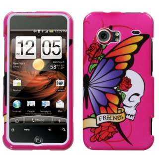 Best Friend Pink Case HTC Droid Incredible Accessory