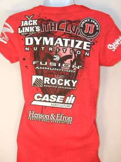 Death Clutch Red Brock Lesnar Sponsors Womens T shirt