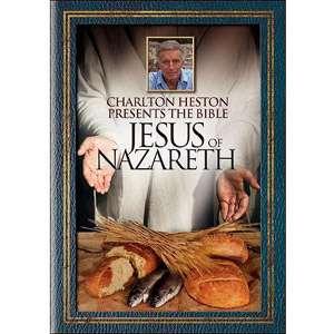 Charlton Heston Presents The Bible Jesus Of Nazareth
