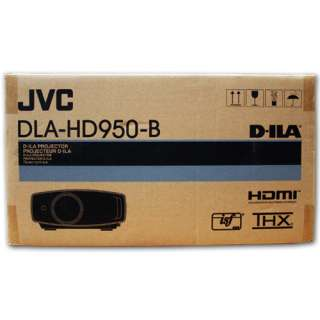 JVC DLA HD950 HD Home Theater Projector DLAHD950   NEW 046838040405