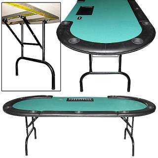 ... Trademark Poker 96 Table With Removable Rails, Dealer Position And ...