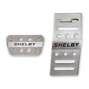 SHELBY 2005 2009 FORD MUSTANG BILLET AUTOMATIC PEDALS