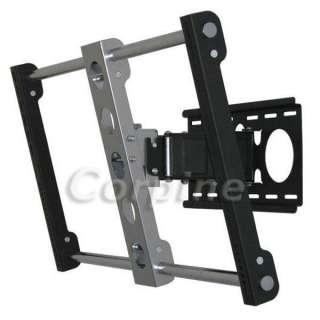 articulating flat lcd led plasma tv tilt wall mount for Sharp