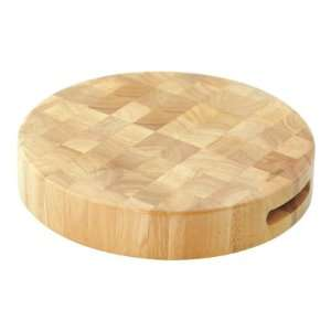 on Mountain Woods 14x2.5 Round Cutting Board Kitchen & Dining