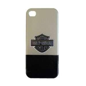 Harley Davidson Chrome Bar & Shield Case iPhone 4/4S