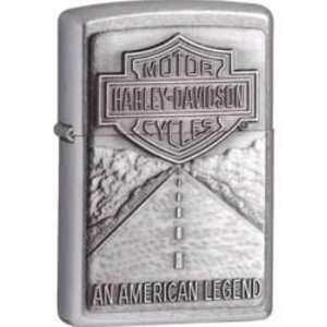 com Zippo Lighters 10928 Harley Davidson American Legend Emblem Zippo