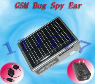 GSM SECERT SPY BUG LISTENING DEVICE MOBILE PHONE SIM