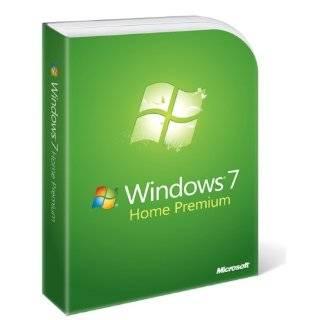 Microsoft Windows 7 Home Premium DVD